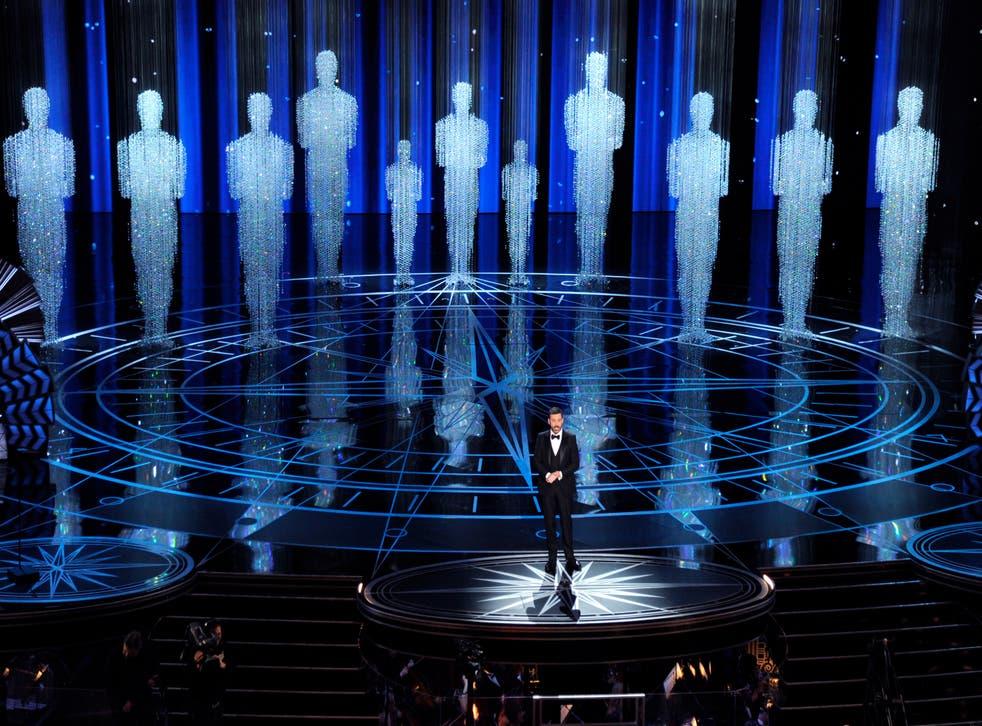 Oscars-Anyone Watching?