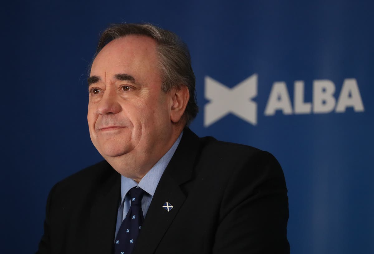 Image Alex Salmond accuses Nicola Sturgeon of having failed to pursue the case for independence