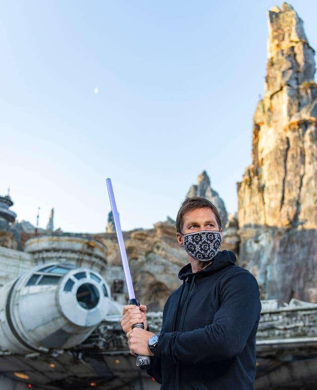 Tom Brady Disney World