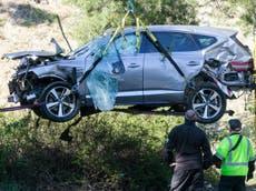 Choque de Tiger Woods fue causado por exceso de velocidad, dice la policía