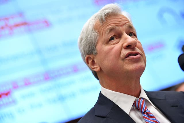 """<p>Jamie Dimon said any such move would be """"many years out"""" but warned that London will need to """"adapt and reinvent itself"""" after Brexit</p>"""