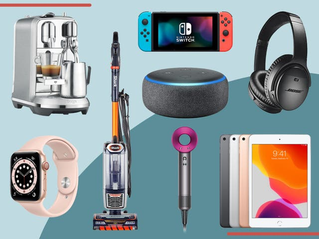 <p>The shopping event includes discounts on everything from coffee machines to TVs, headphones and more</p>