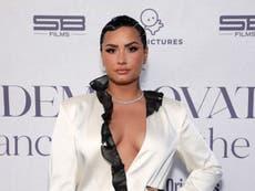 """Demi Lovato dice que siente """"la culpa del sobreviviente"""" tras darse a conocer los informes de sobredosis de DMX"""