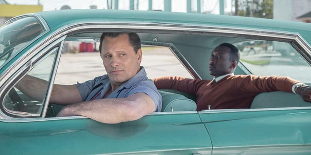 <p>Viggo Mortensen, Green Book de Mahershala Ali -2018</p>