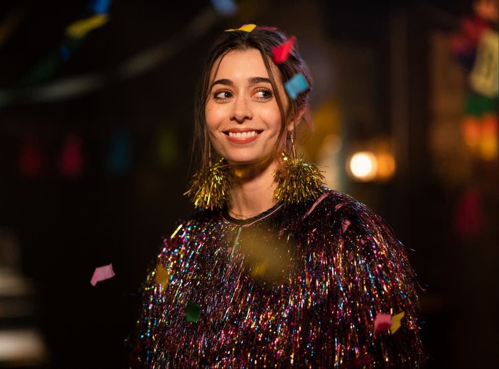 <p>Cristin Milioti, meanwhile, has a wonderful way of creating the illusion of confidence, while letting us in on the fact Sarah could shatter at any moment</p>
