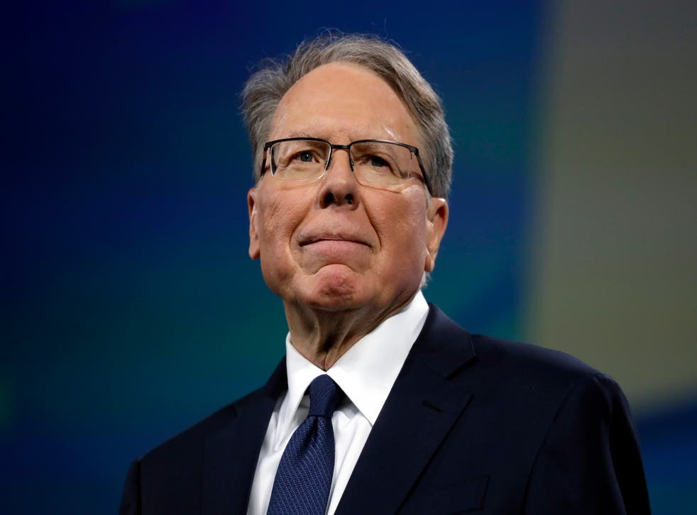 NRA Bankruptcy Trial