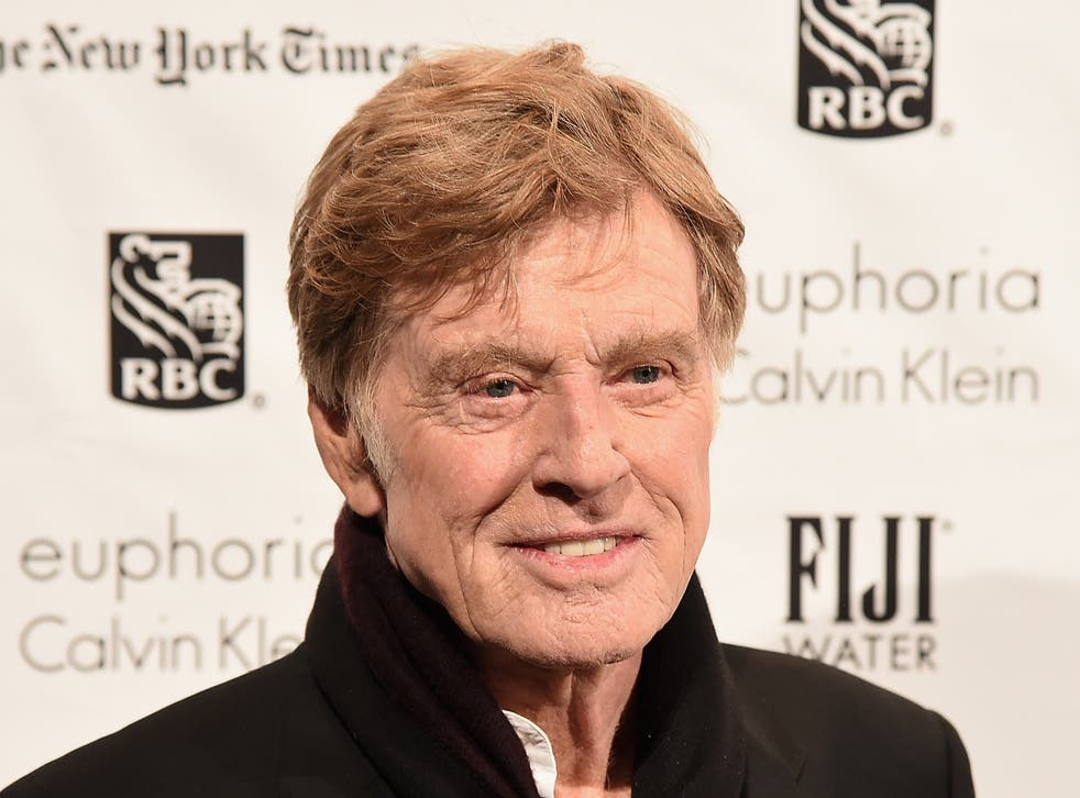 <p>Robert Redford is the most thanked actor in end credits</p>