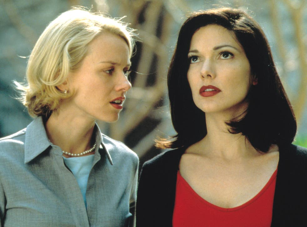 <p>Betty Elms (Naomi Watts, left) and Rita (Laura Elena Harring). The case of 'Mulholland Drive' illustrates how absurdly thin the lines between success and failure remain in Hollywood </p>