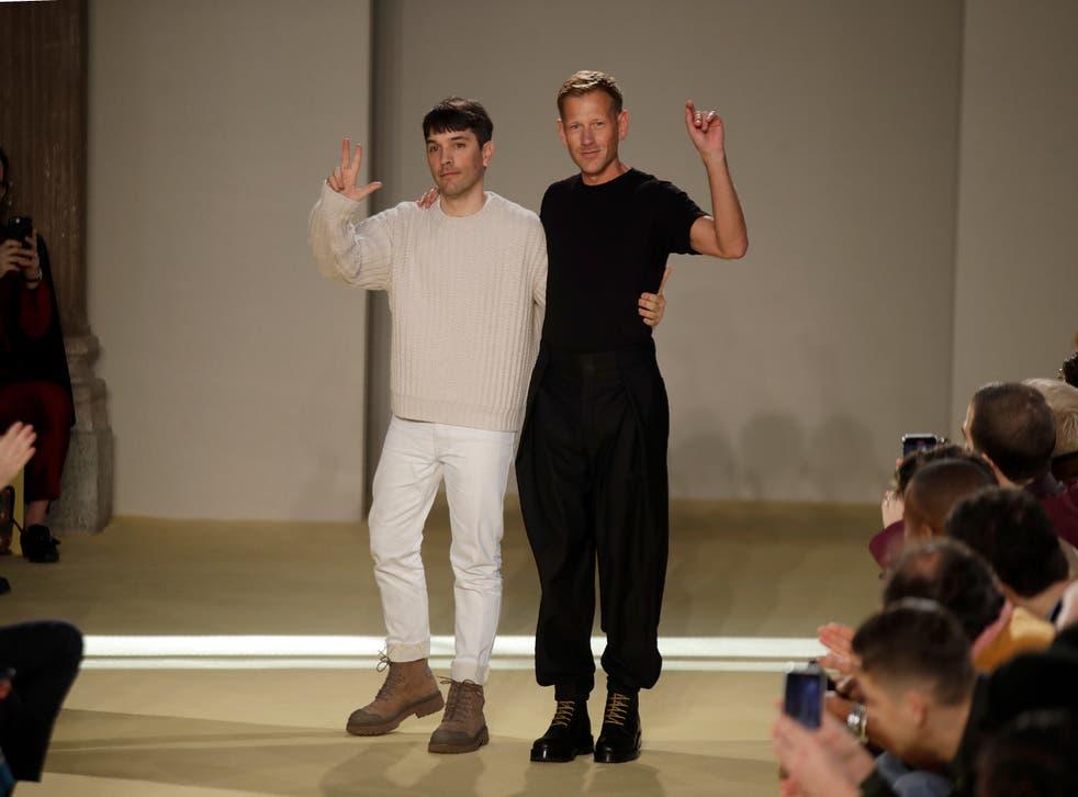 Italy Fashion Mens F/W 20/21 Ferragamo