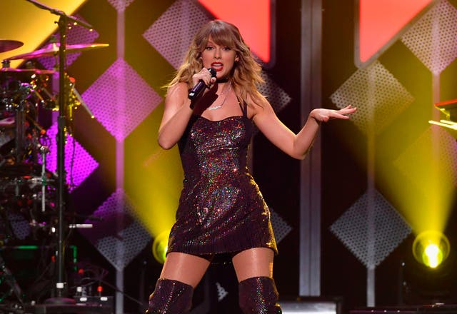 <p>Taylor Swift is changing the music industry and paving the way for new artists </p>