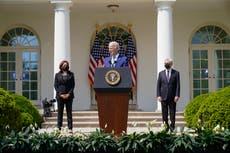 """Joe Biden: """"Violencia armada en Estados Unidos es una epidemia y una vergüenza internacional"""""""