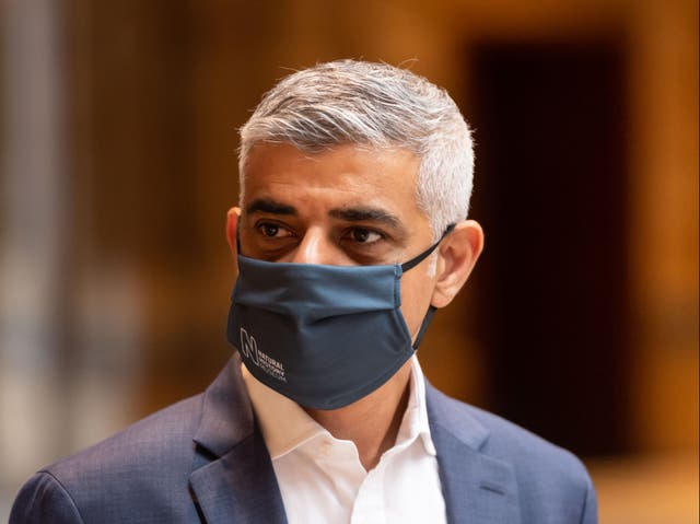 <p>A spokesperson for the mayor of London defended the policy</p>