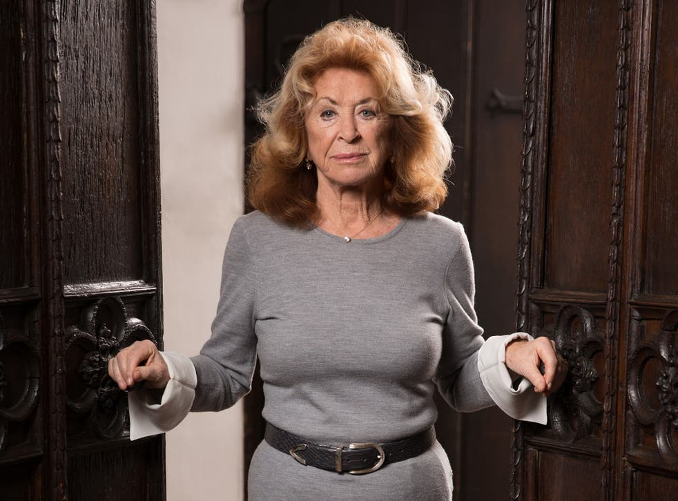 <p>Actor and writer Lynda La Plante discusses her forthcoming novel 'Judas Horse'</p>