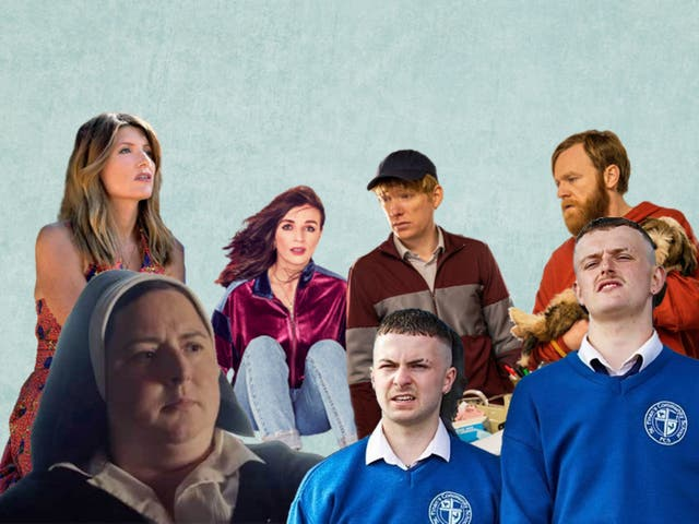 <p>In the past five years, there has been an explosion of comedy shows from Ireland, drawing in fans from around the world</p>