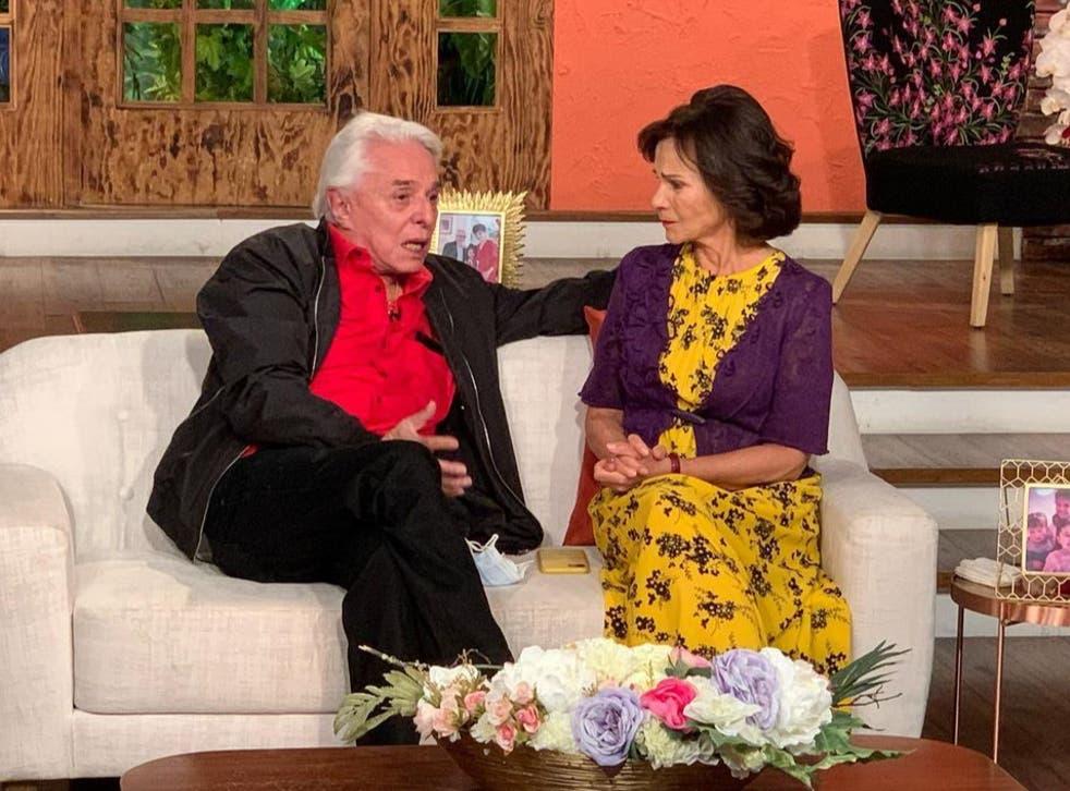 """<p>Frida Sofía volvió a arremeter contra su abuelo y lo llamó """"degenerado"""" por """"mentir"""" durante la entrevista.</p>"""