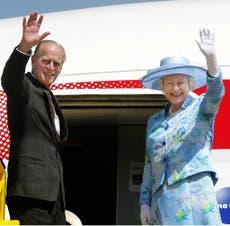 Árbol genealógico real europeo; cómo se relacionan el príncipe Felipe y la reina Isabel II