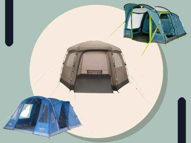 <p>The right tent will ensure your family trip is a success</p>