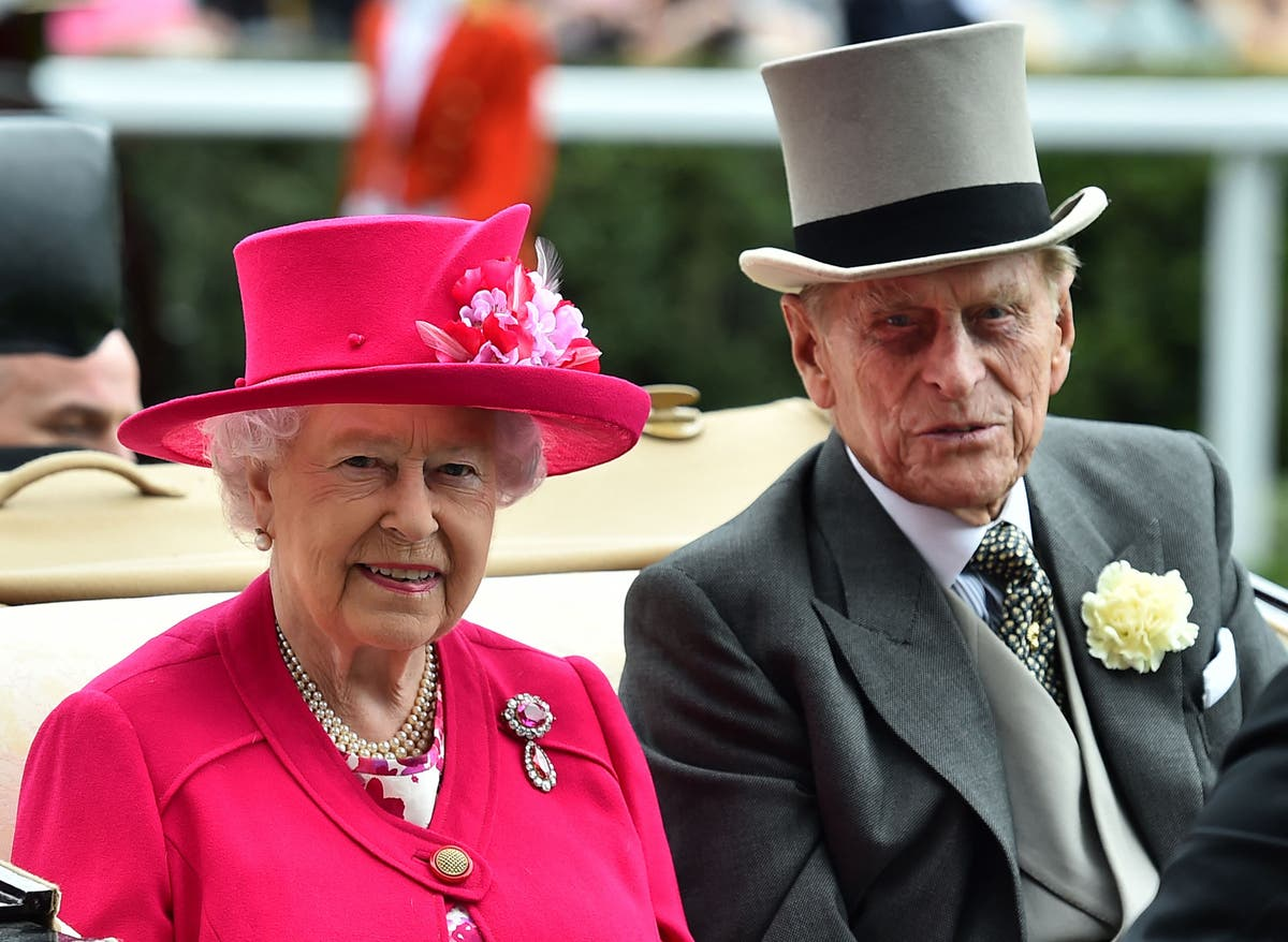 Queen says death of Prince Philip has left 'huge void in her life', Duke of York reveals