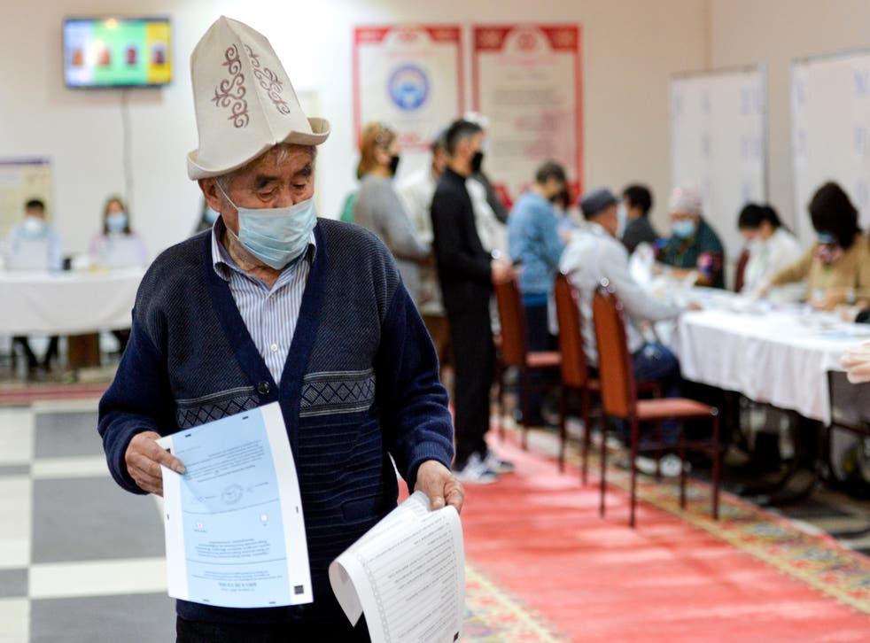 Kyrgyzstan Constitution