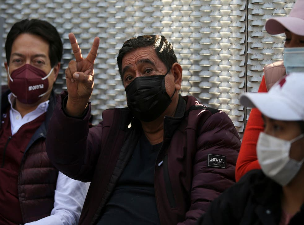 Mexico Candidate Accused