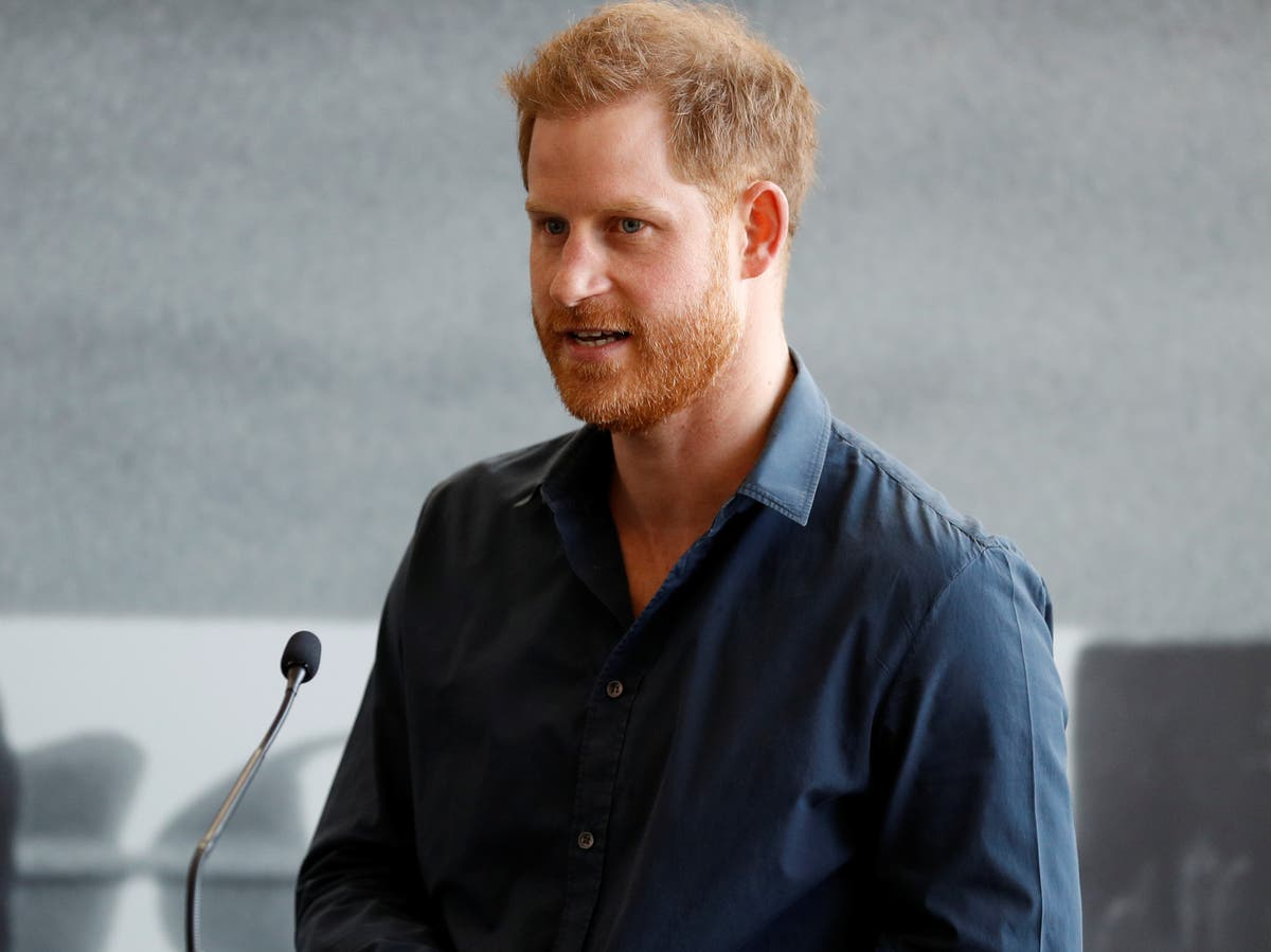 Harry reportedly arrives in UK ahead of Prince Philip's funeral