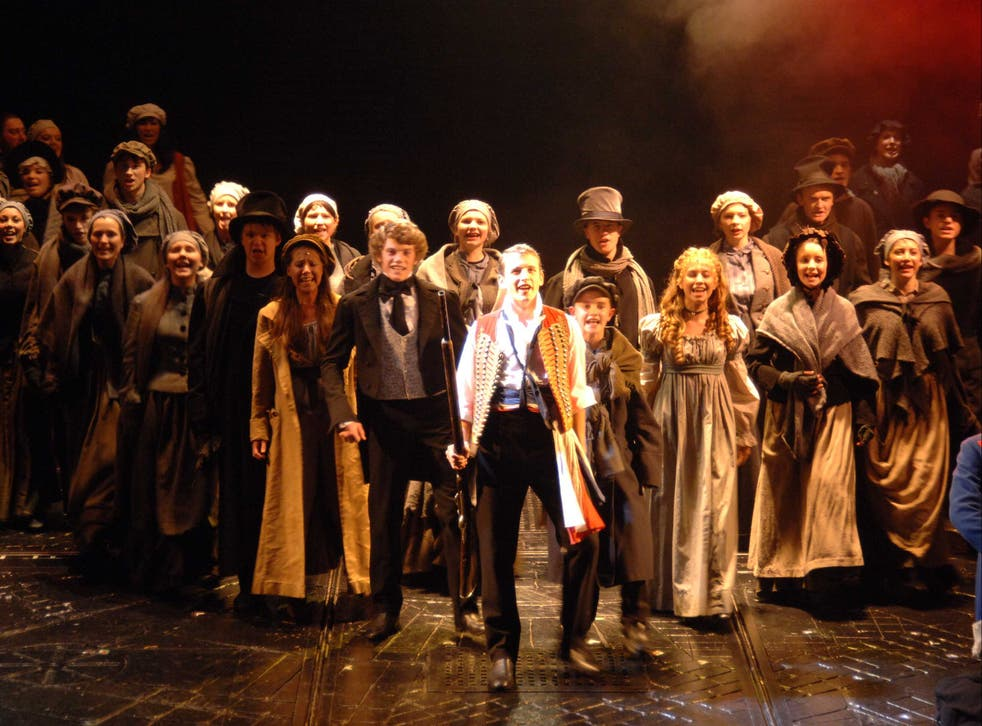 <p>Les Misérables: The Staged Concert returns to the West End in June</p>