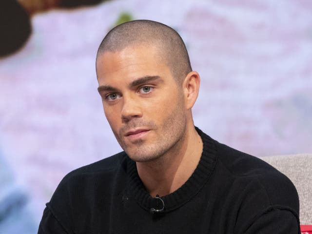 The Wanted singer Max George has spoken about his struggles with depression