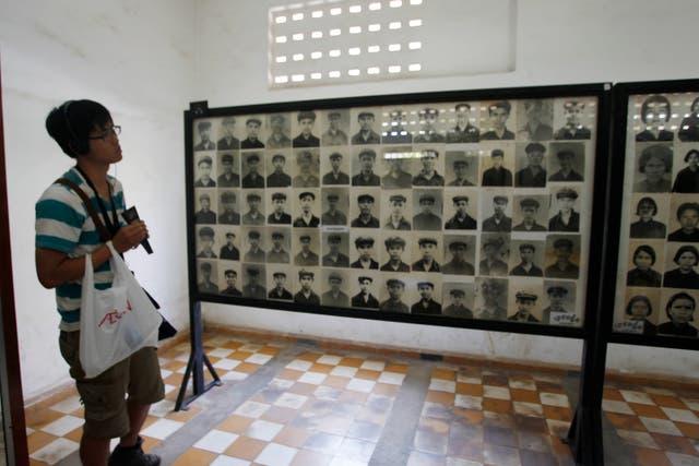 Cambodia Khmer Rouge Altered Photos