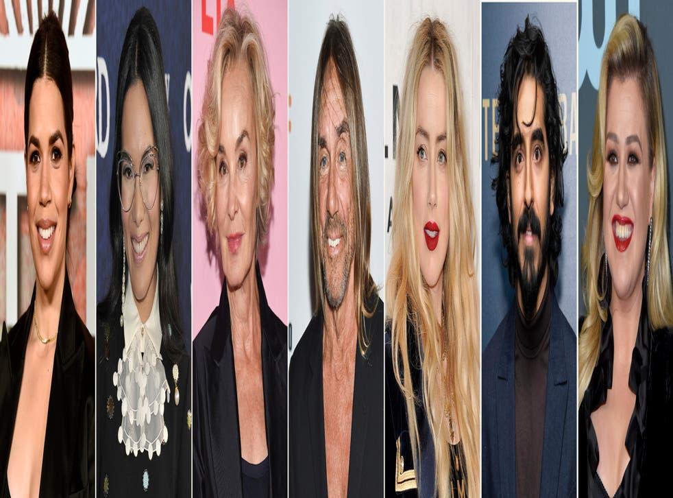 Celebrity Birthdays - Aprill 18-24