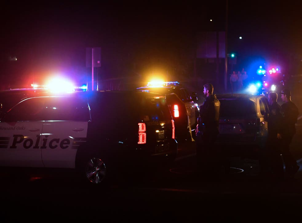 <p>The suspect was chased across three counties in California</p>