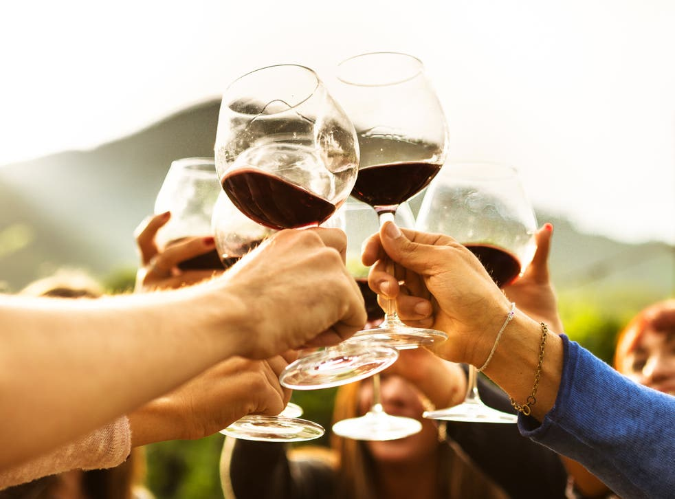 <p>With wine tasting, the best way to begin the journey is by... drinking</p>