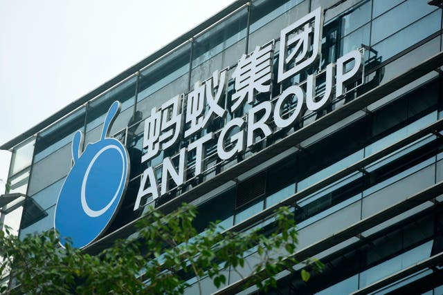 Ant Group Overhaul