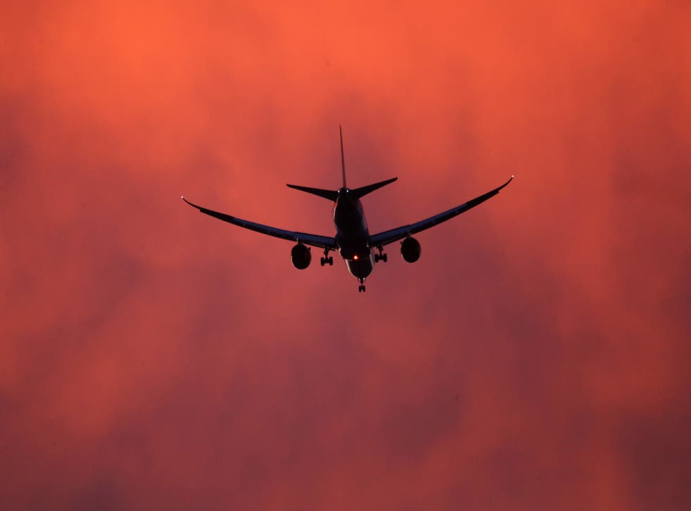<p>UK's climate advisers have said there should be no new net airport expansion if the country is to meet its target of reaching net-zero emissions by 2050</p>
