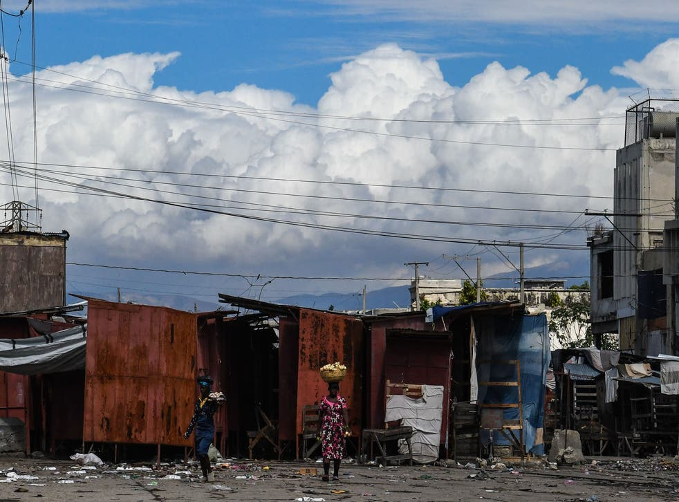 <p>This is the latest in a string of violent kidnappings which have shaken the Carribean country </p>