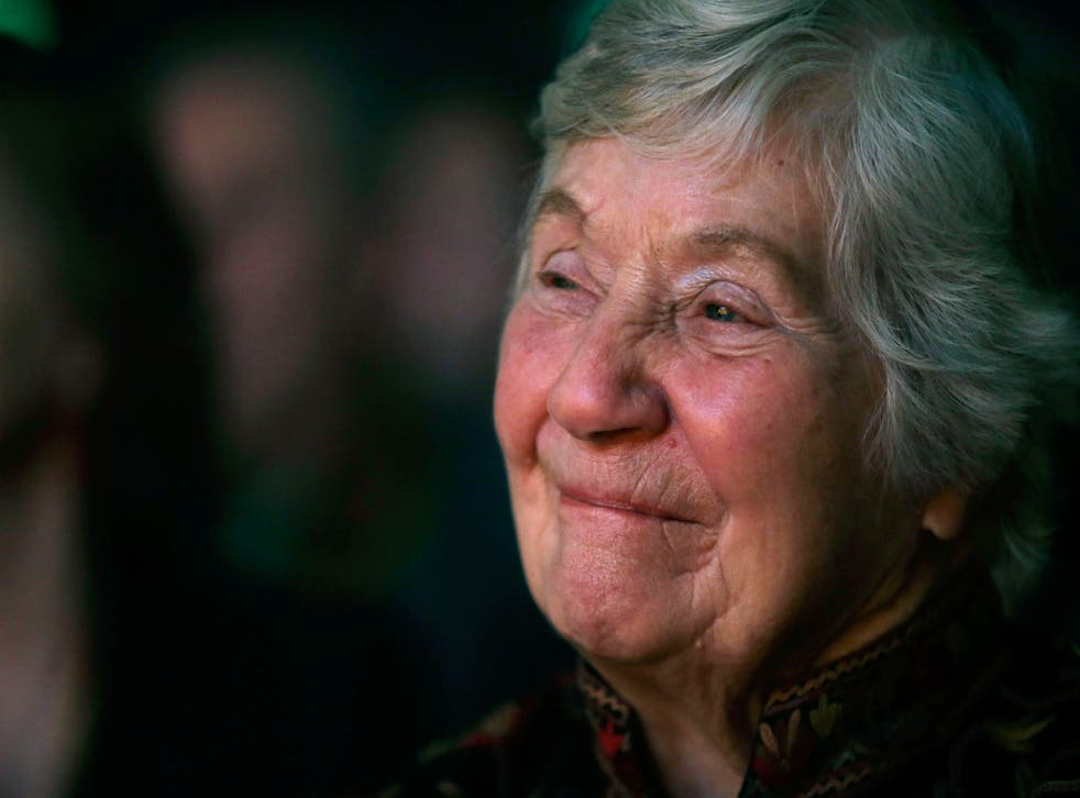 <p>Shirley Williams, who has died at the age of 90</p>