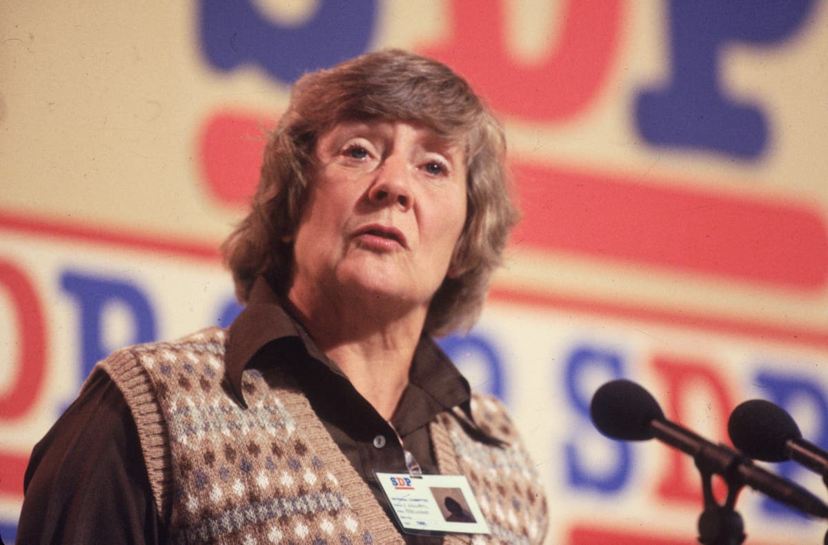 Baroness Shirley Williams death: Former minister dies, aged 90