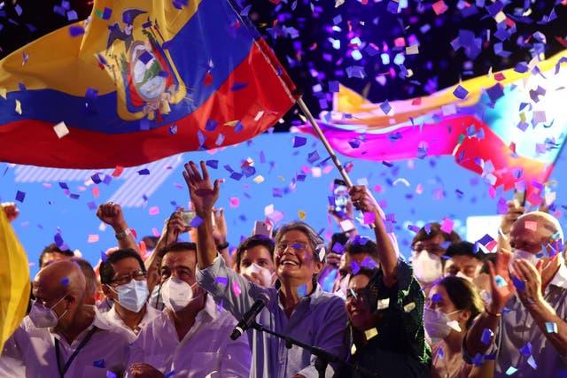 <p>Lasso tomará la presidencia de Ecuador el próximo 24 de mayo y mantendrá este cargo hasta 2025</p>