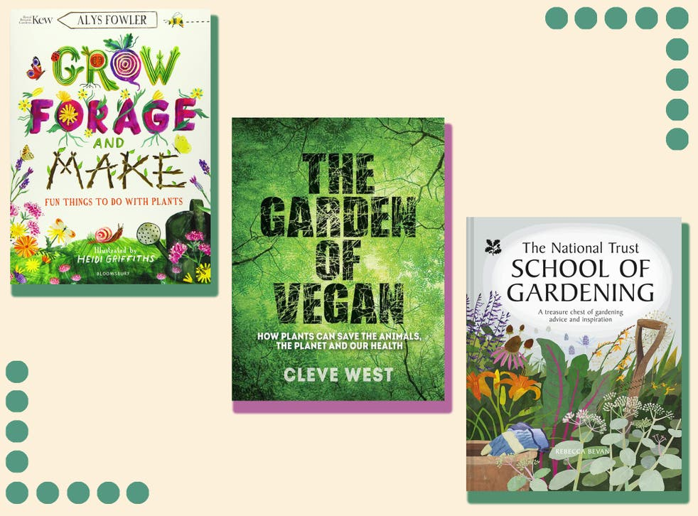 <p>Get good advice from honest experts with these earthy tomes</p>