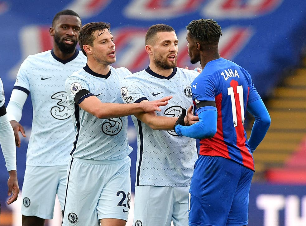 <p>Rudiger, Azpilicueta and Kovacic are the leaders for Tuchel</p>