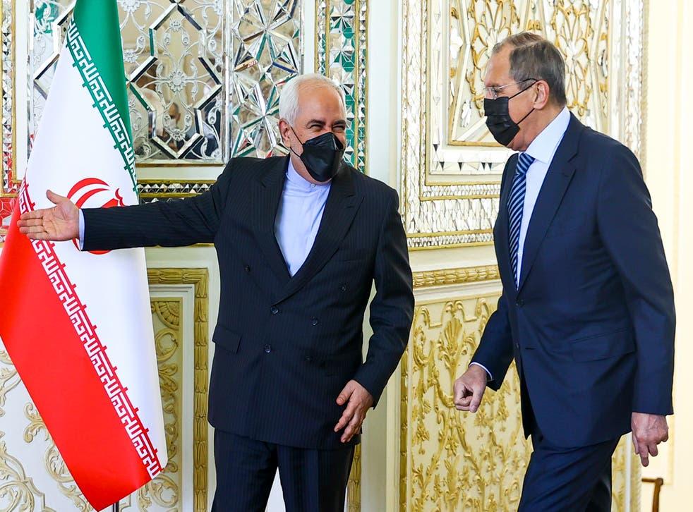 Iran Nuclear Russia