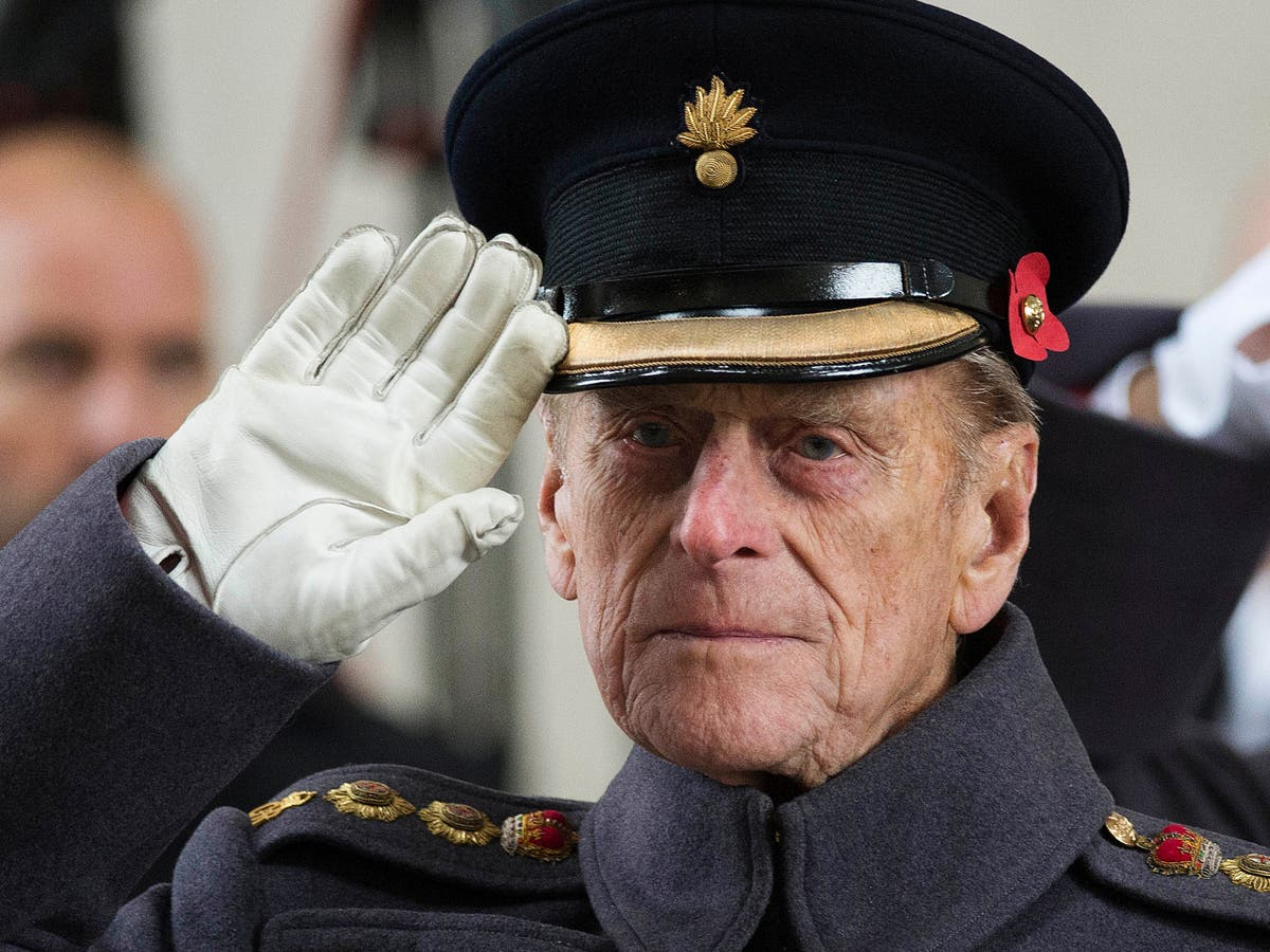 Prince Philip funeral: Timings and route
