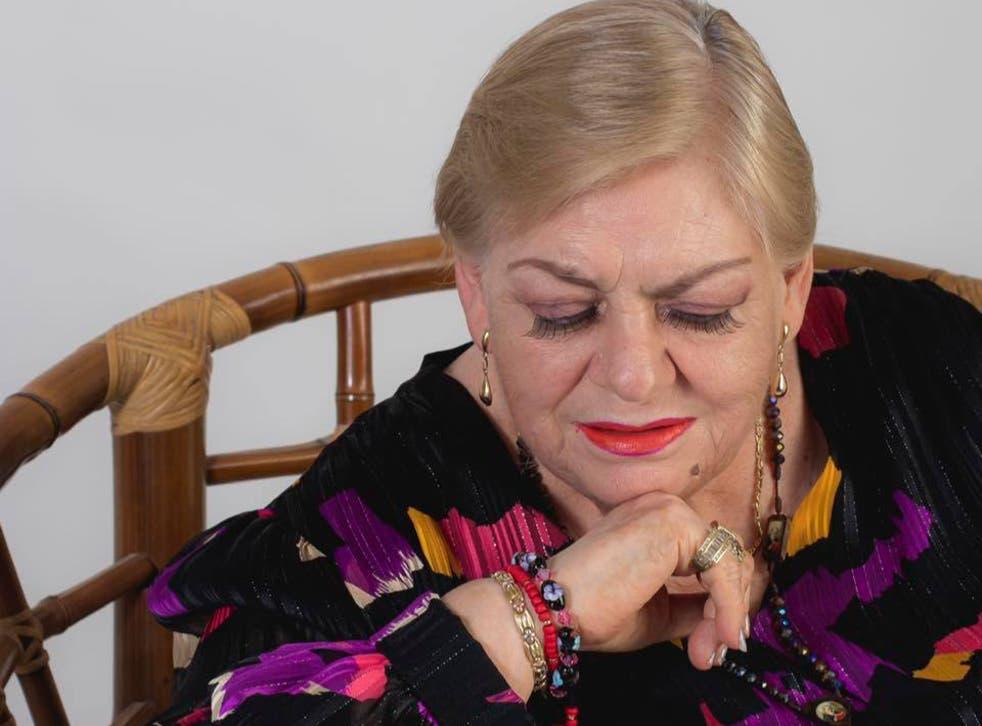 <p>La popular cantante de 73 años contiende por el distrito del municipio de Misantla al que pertenece la localidad de Alto Lucero, donde nació.</p>
