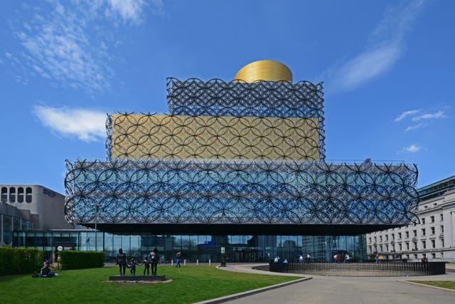New Birmingham Library