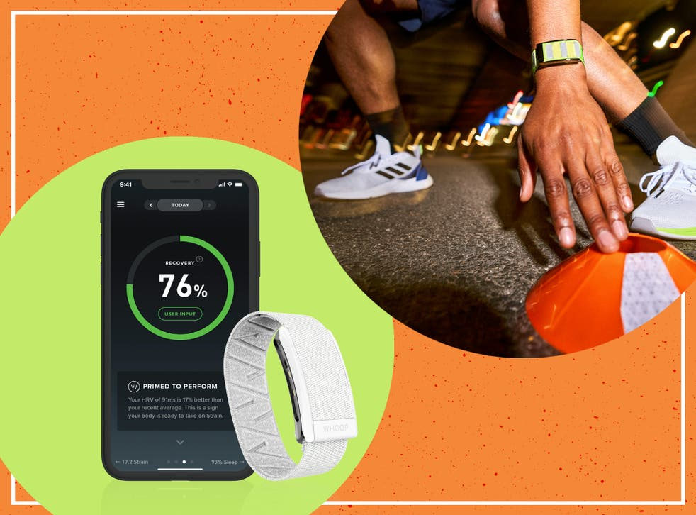 Whoop Strap Review What Makes The Fitness Tracker Different To Other Bands The Independent