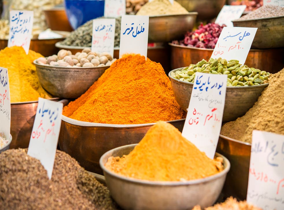 <p>You're probably familiar with most of the base spices in Iranian cuisine already</p>