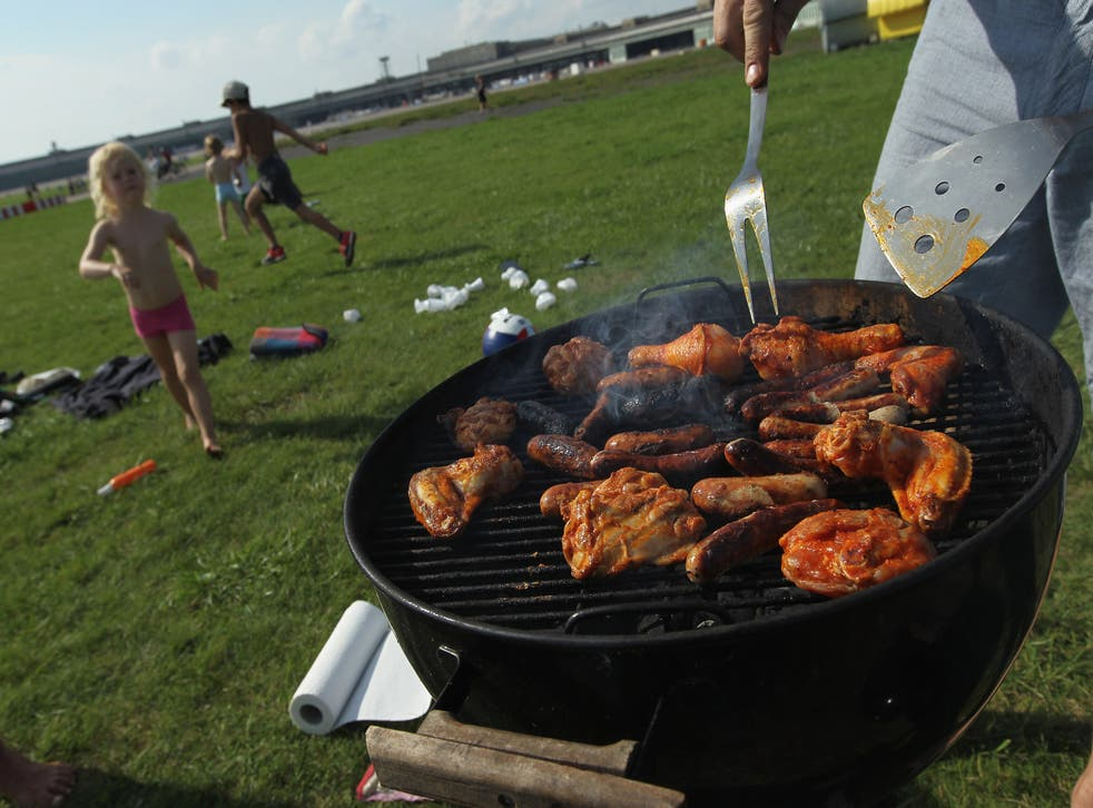 <p>Some people said they even cooked on the grill every day in the summer months  </p>