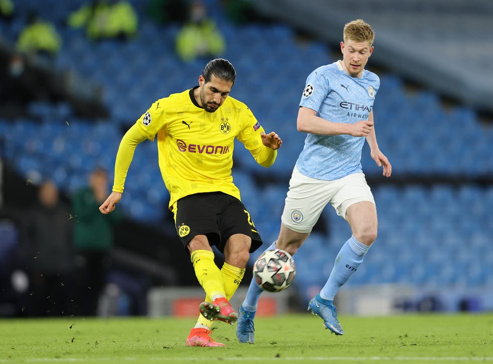 Borussia Dortmund vs Man City prediction: How will Champions League fixture  play out tonight? | The Independent