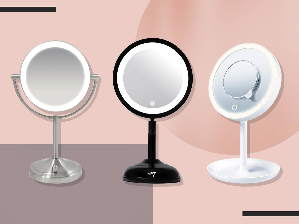 Best Light Up Vanity Mirrors 2021 For, Is Led Mirror Good For Makeup