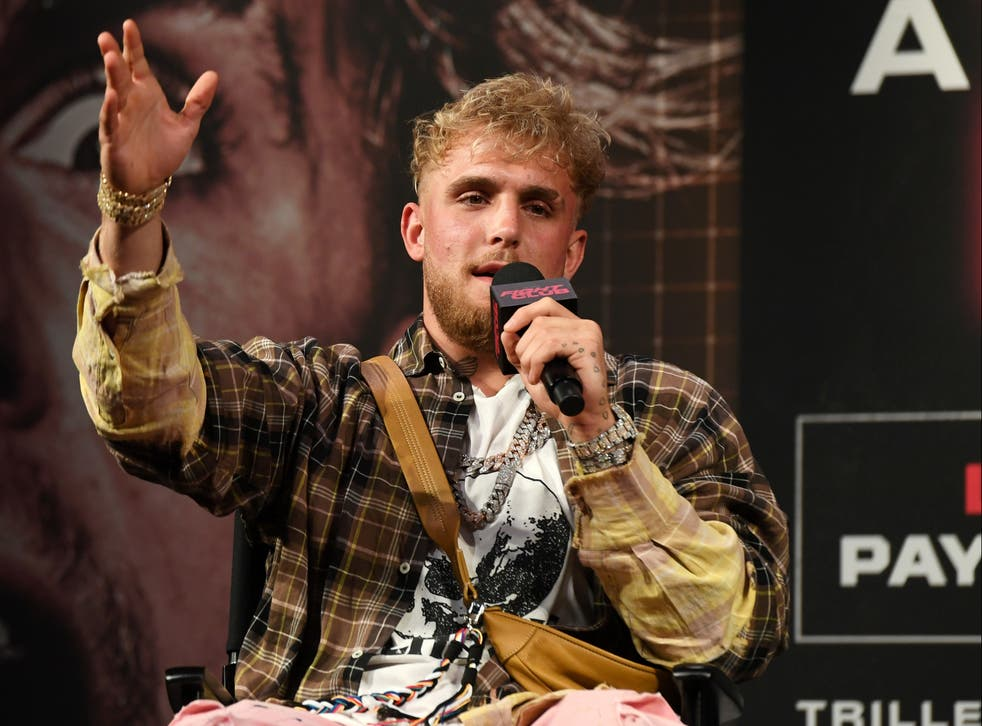 <p>Jake Paul has branded accusations of sexual misconduct '100% false'</p>