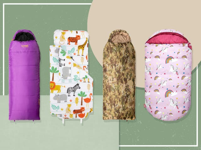 <p>Most sleeping bags will have a season or comfort rating to indicate what kind of temperature it's designed to be used in</p>